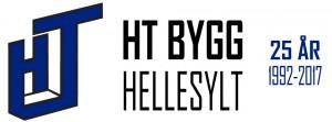HT BYGG logo 25 ÅR