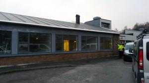 Alvehaugen Dagsenter Ulsteinvik - tilbygg
